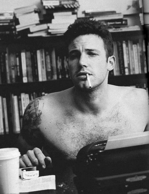 Ben Affleck // MANIFESTING HUSBAND LIKE THIS