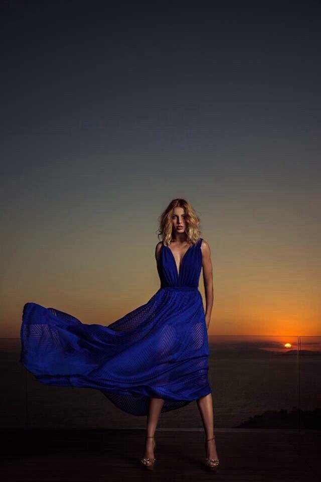 The Sapphire Dress!!