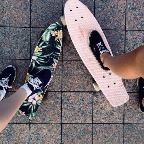 Pennyboarding is my favourite thing to do
