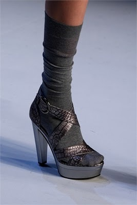 All that's stylist: #gambaletti e #scarpe