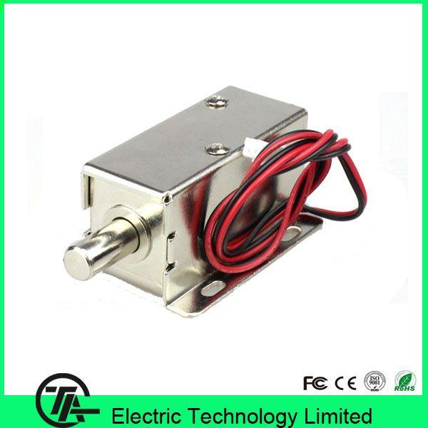 Tür access control system lock-mini elektroschloss kleine gehäuseschloss mini elektrische riegelschloss XM-15