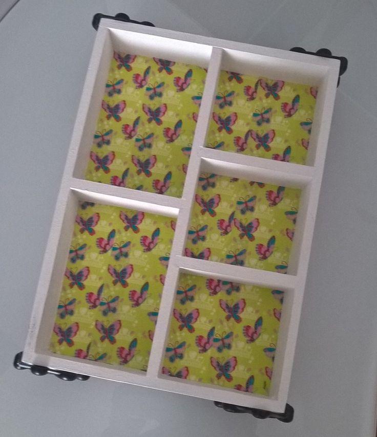 Scatola contenitore portagioie box di Manoico su Etsy
