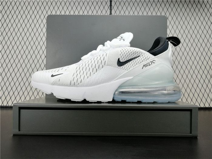 2018 New Arrival Nike Air Max 270 Girls Sneakers White  f57a73852