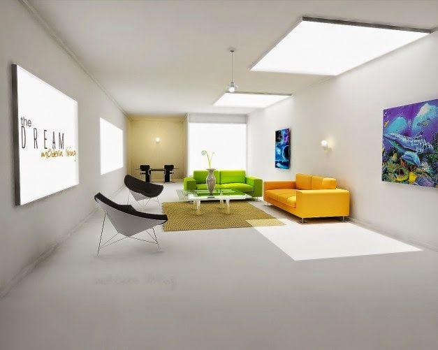 Ide Dekorasi Rumah Kantor Minimalis | Griya Indonesia