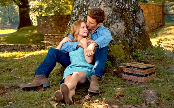 Scott Eastwood's chest is the star in 'The Longest Ride' trailer | Inside Movies | EW.com