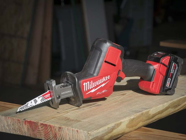 Milwaukee users have been asking for a brushless 18V Hackzall for a while. Now that it's here, does the Milwaukee M18 Fuel Hackzall offer enough extra performance to justify the upgrade?  https://www.protoolreviews.com/tools/power/cordless/saws-cordless/milwaukee-m18-fuel-hackzall-review/35263/  #MilwaukeeTool #Hackzall #Sawzall #reciprocatingsaw #tools #M18Fuel #NothingButHeavyDuty #demolition