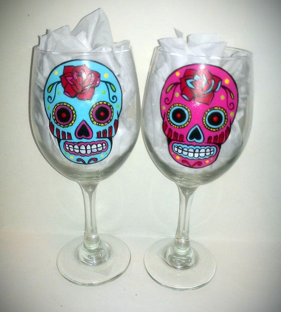 17 best images about wine glass ideas on pinterest for Wine glass painting tutorial