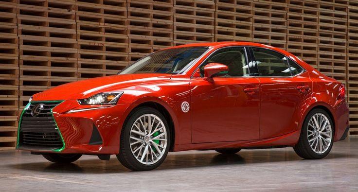 New Lexus Sriracha IS For Sale | 2017-2018 Car Reviews