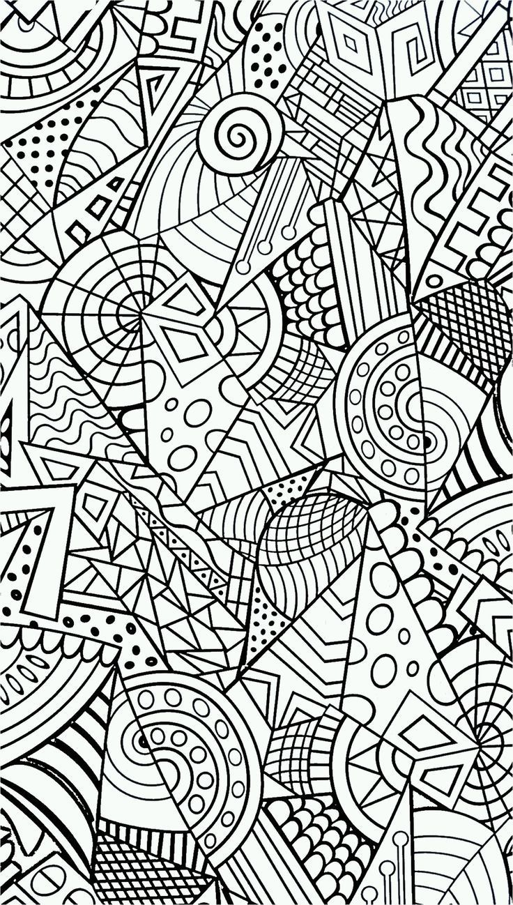 thanksgiving abstract coloring pages - photo#31