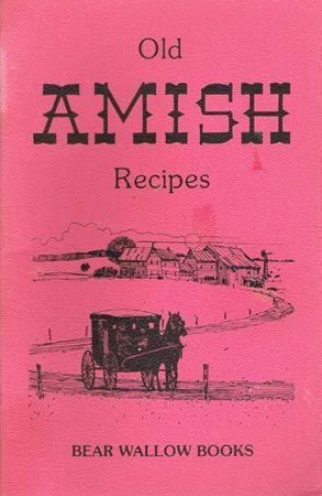 Old Amish Recipes
