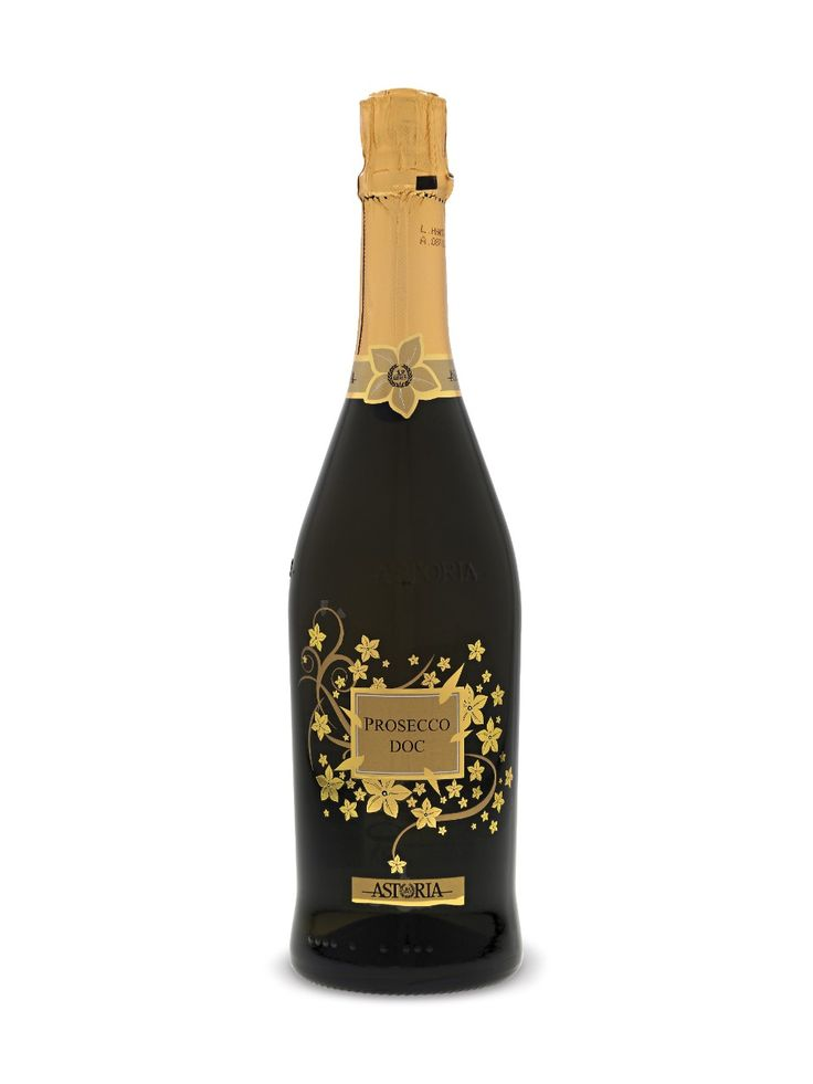 Astoria Prosecco D.O.C.   Dry, elegant with simple fruit flavours
