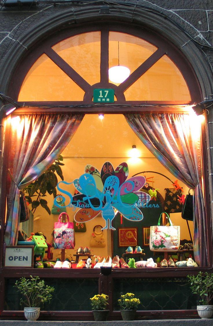 2007 window display