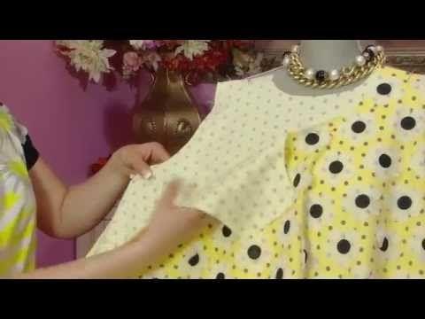 Ольга Никишичева .Нарядное платье - YouTube