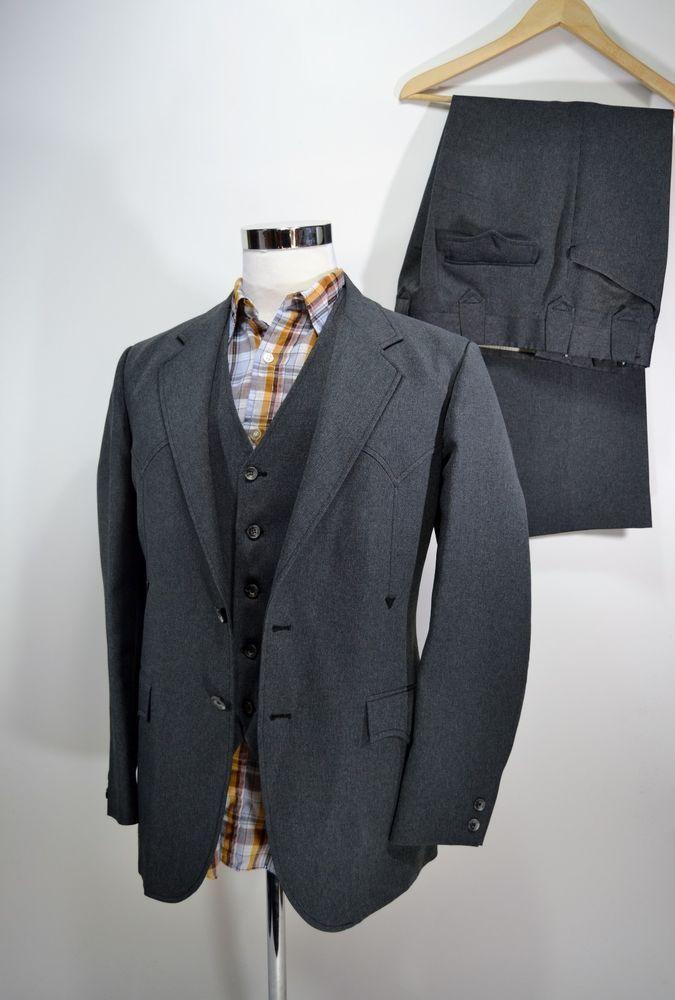Western Wedding Suit