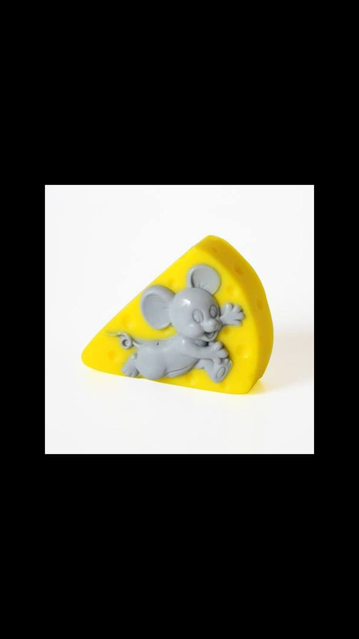 Mouse art Soap