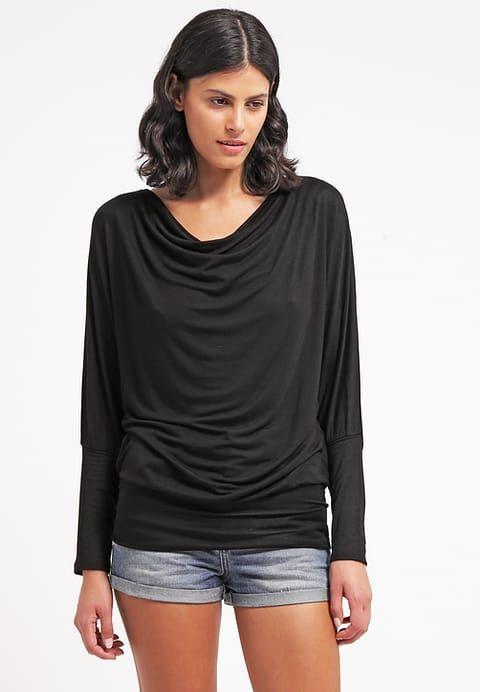 Was Besonderes für jedes Alltagsoutfit. Opus SYLVETTA - Langarmshirt - black für € 23,95 (27.11.16) versandkostenfrei bei Zalando.at bestellen.