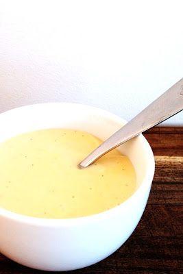 what caroline cooked: Baby Food (Vanilla Custard)