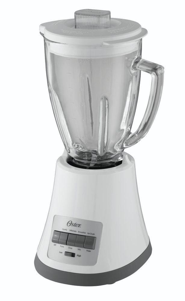 220 Volt Kitchen Appliances Part - 18: Oster BLSTMG- White 8 Speed 6-Cup 220 Volts Export Only. Small Kitchen  AppliancesSmall ...