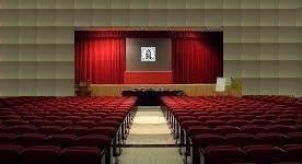 Sala Congressi, sede di Esami Finali con discussione Tesi