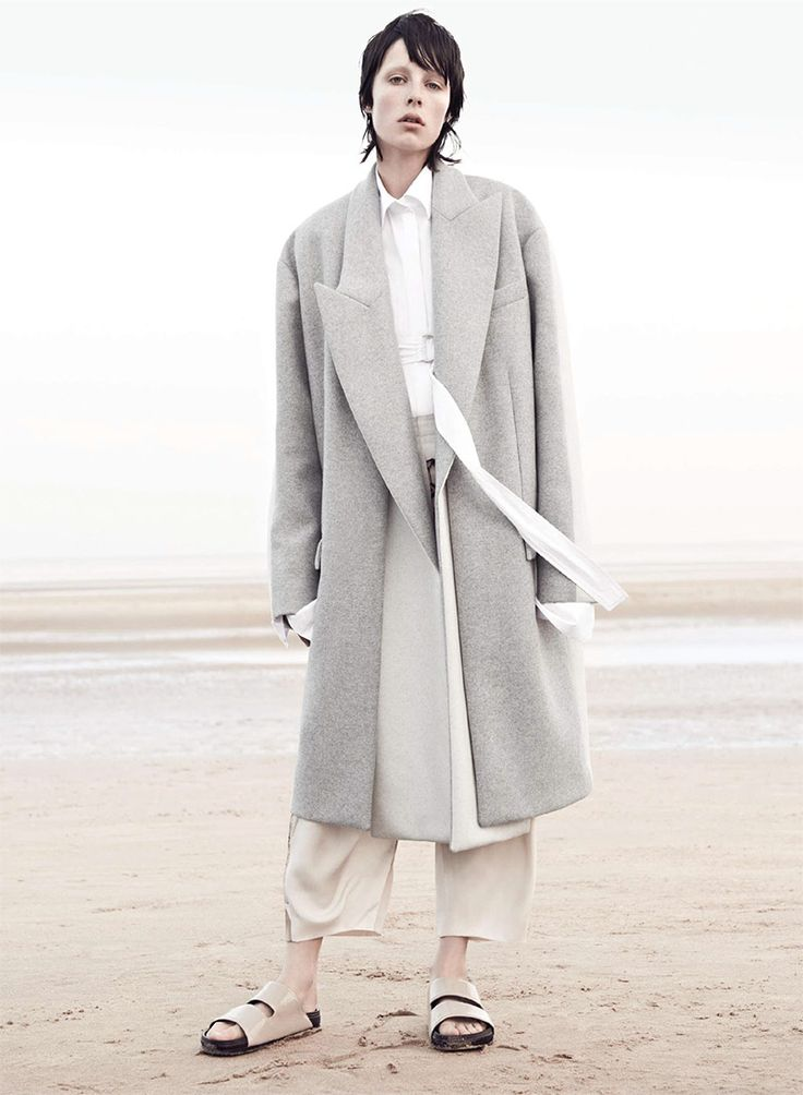 Edie Campbell | Vogue Paris, November 2013
