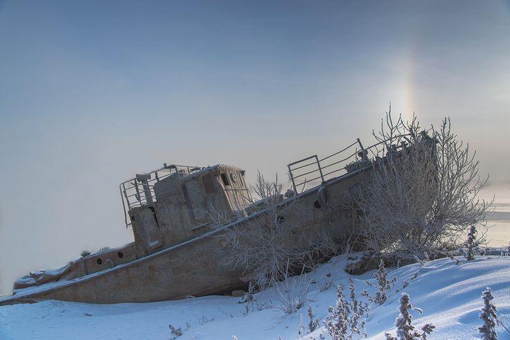 winter by Victor Yastrebov on 500px