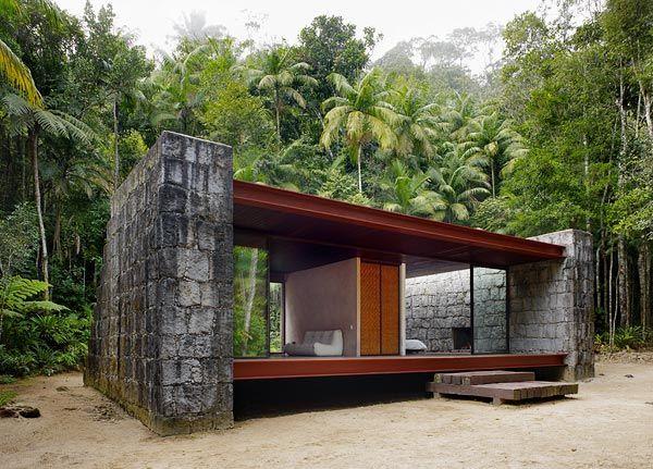carla juaçaba | monk house (casa em rio bonito)