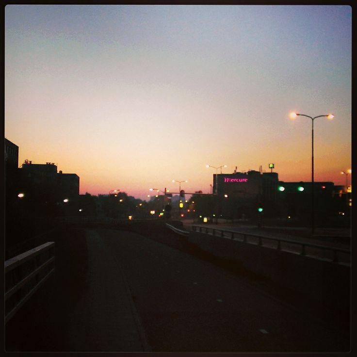 Sunrise (Nieuwegein 2014)