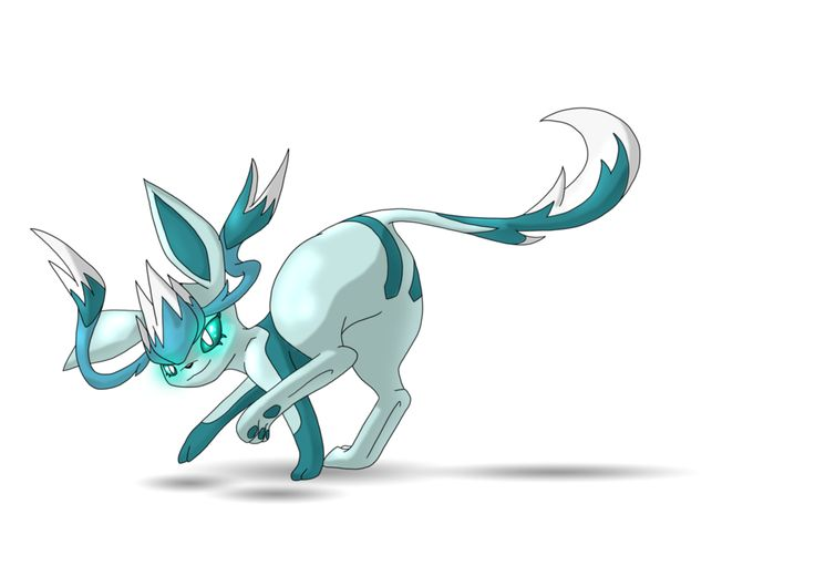 Glaceon Mega Evolution ή Google Mega Pokemon Pinterest
