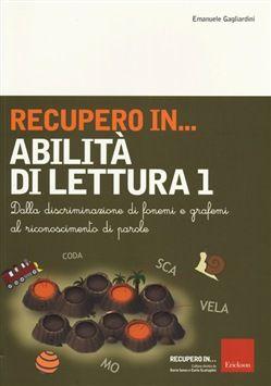 Prezzi e Sconti: #Recupero in. abilità di lettura vol. 2 -  ad Euro 14.45 in #Centro studi erickson #Media libri discipline educative