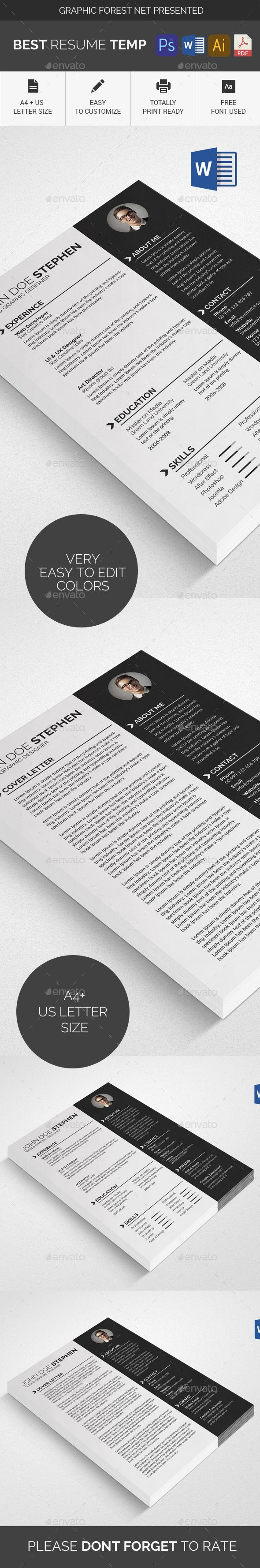 61 best cv images on Pinterest | Resume, Curriculum and Resume cv
