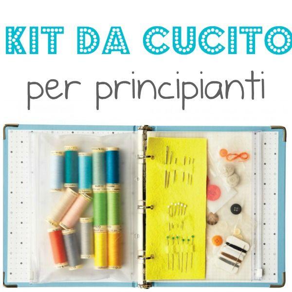 17 migliori idee su kit da cucito su pinterest for Kit per baule logati a mano
