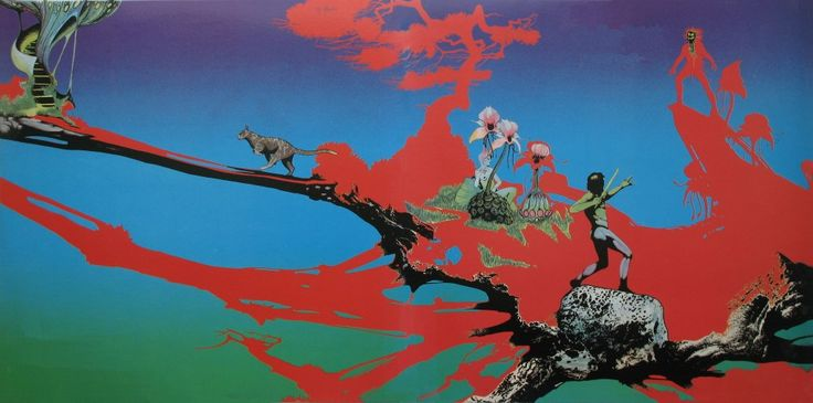 Roger Dean & Uriah Heep: The Magician's Birthday