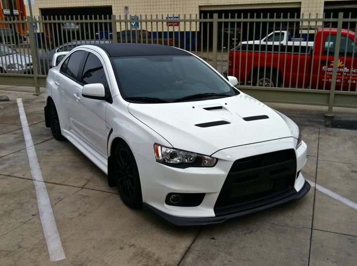 **The Official Wicked White Thread** - EvoXForums.com - Mitsubishi Lancer Evolution X Forums