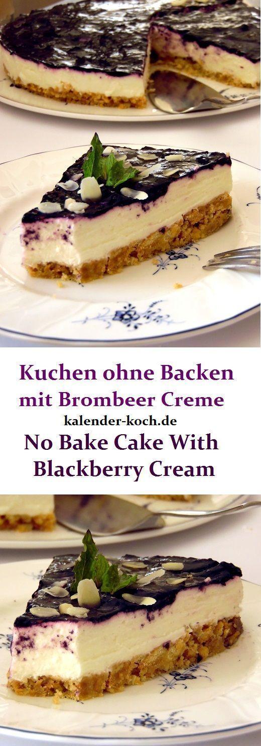 Butterkeks kuchen ohne ei