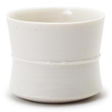 Bamboo Cup Hanako Nakazato Ceramic Inspriation