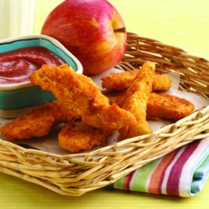 Recipe for Ultimate Chicken Fingers