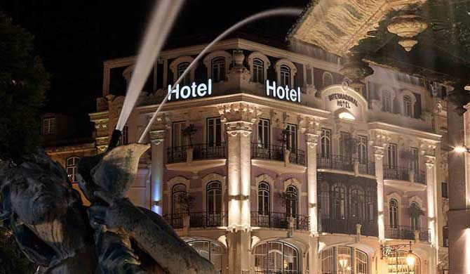 International Design Hotel Located right in Lisbon's historic centre, the International Design Hotel is a superior 4-star Boutique Hotel set on Lisbon's main square, the plaza D. Pedro IV (also known as Rossio).    Unique... #Hotel  #Travel #Backpackers #Accommodation #Budget
