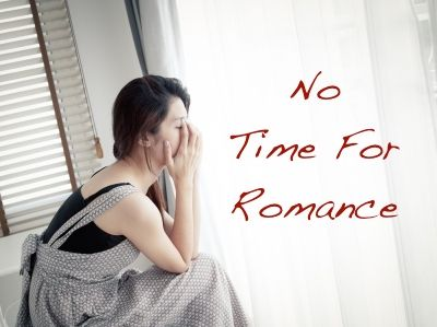 There are times in marriage when life is too busy to focus on romance, and it's okay. There are lots of ways to appreciate your spouse and to help your romantic love grow during such seasons. But ...