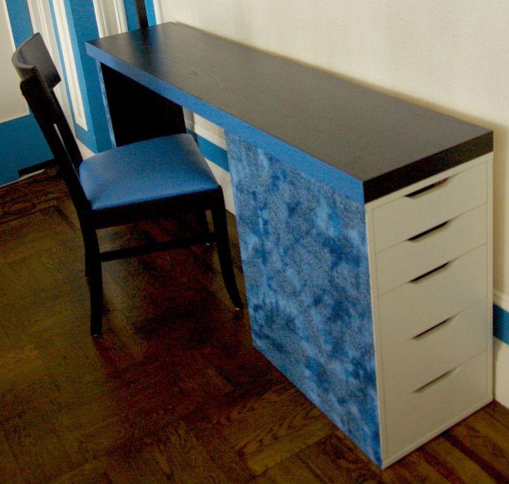 Malm Headboard Vika Alex Slim Desk Dresser Desk