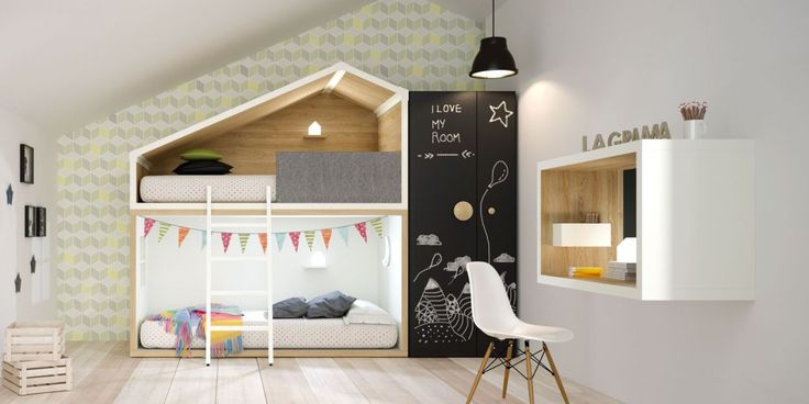 23 best Lagrama.dormitorios infantiles y juveniles images on ...