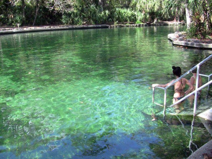 5 Florida Springs You Don't Want To Miss.