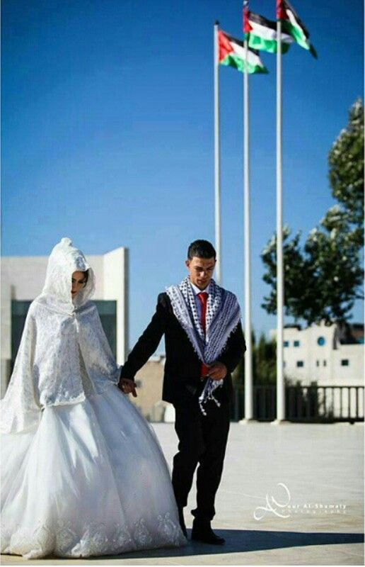 MashaAllah Beautiful Palestinian wedding :) ♥♥♥