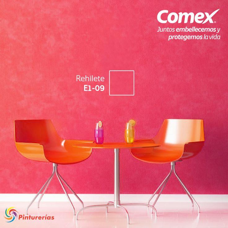 Haz que tu casa luzca espectacular con los #colores #comex. #InspiraciónComex