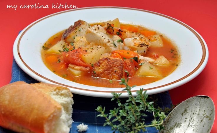 Manhattan fish chowder is perfect for any season, but I particularly like to serve it during the transitional time of the year. I wanted ...