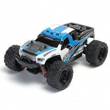 HS 18301/18302 1/18 2.4G 4WD Alta Velocidad Pie Grande RC Racing Coche OFF-Road …