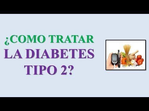 COMO TRATAR LA DIABETES TIPO 2 | Diabetes Tipo 2 Tratamiento Natural!