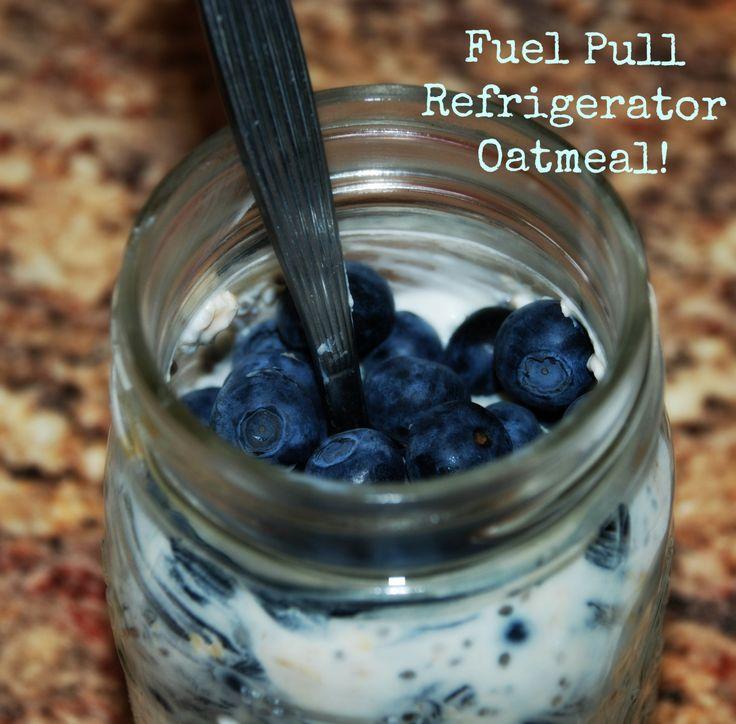 Top five fuel pull snacks