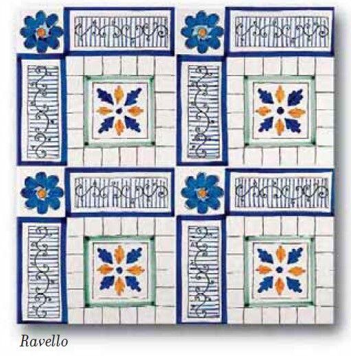 Ceramica Francesco De Maio | Classico Vietri | Ravello #ceramicafrancescodemaio