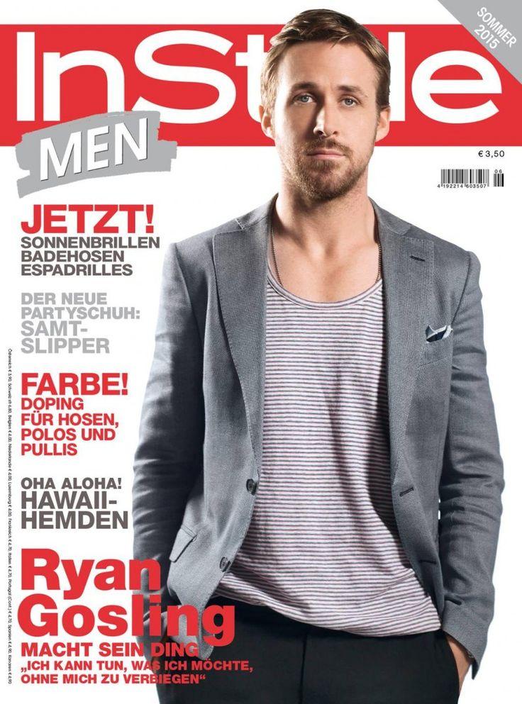 48 best RYAN GOSLING MAGAZINE COVERS images on Pinterest - schöne schlafzimmer farben