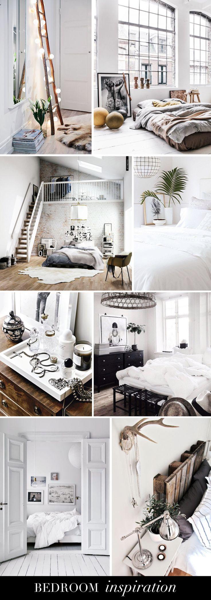 Interior inspiration: bedrooms
